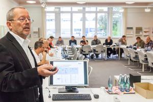 Die Knauf Akademie fördert die Ausbildung im Trockenbau mit umfassenden und aktuellen Unterrichtsmaterialien.