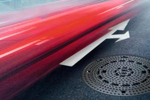 Top-Innovation 2015: mit der neuen Schachtabdeckung Multitop Plus werden die Geräuschimmission beim Überfahren nachhaltig minimiert.