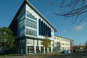 "Alte Firmenzentrale Wisch Engineering, Staaken/Berlin<span class=""bildunterschrift_hervorgehoben"">Foto: König</span><br />"