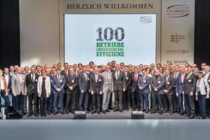 Beim 5. Ressourceneffizienz- und Kreislaufwirtschaftskongress Baden-Württemberg in Karlsruhe wurde die Unternehmensgruppe fischer für nachhaltig verbesserte Prozesse in der Metallverarbeitung ausgezeichnet.