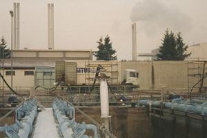 Auch für die Randbedingungen an Industriestandorten hat sich das Inlinerverfahren bewährt<br />