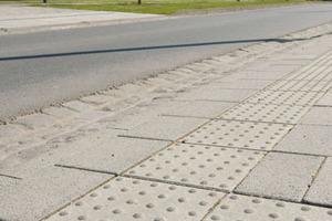 Großen Wert legte die Stadt Koblenz bei der Neugestaltung der Straßen auf Barrierefreiheit.