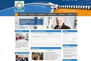 Ab Dezember dieses Jahres sind über www.kanalbau.com die neuen Seiten der Gütegemeinschaft Kanalbau erreichbar