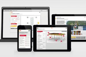 Peri bietet verschiedene Apps und Tools für den Baustellenalltag für verschiedenste Endgeräte.