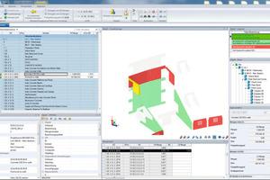 Die Planung erfolgt bei der JBI in Deutschland. Hier werden die 3D-CAD-Modelle für die Tragwerksplanung (Schal- und Bewehrungspläne) sowie die Architekturpläne erstellt