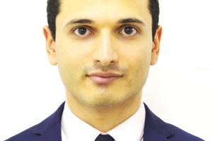 Dr.-Ing. Bashar Hassoun, M.Eng., promovierte am IBW, Universität Kassel