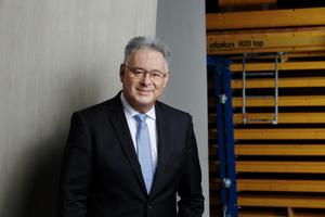 Jürgen Obiegli neu im Vorstand der Umdasch AG