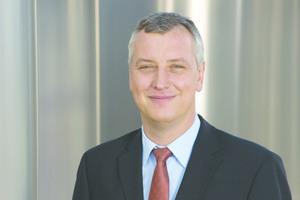 Zeppelin Konzernchef Peter Gerstmann blickt optimistisch in die Zukunft.<br /><br /><br /><br />