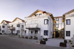 Erfolg auf ganzer Linie: Die Ziegelwerke Leipfinger-Bader haben bereits 10.000 Wohneinheiten im Mehrgeschosswohnungsbau fertiggestellt. Das entspricht einer Wandfläche von rund 500.000 Quadratmetern