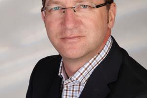 Rudolf Feldmeier, Geschäftsführer der Aarsleff Rohrsanierung GmbH