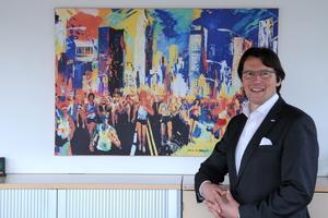 Christian Merkel, technischer Geschäftsführer und Mitgesellschafter der Birco GmbH.