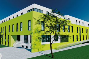 Die neuen Mikrowohnungen von Algeco verbinden anspruchsvolle Architektur mit intelligenter Bauweise.