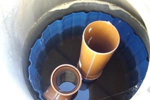 Nach der Behandlung mit dem 3P Hydrosystem 1000 heavy traffic wird das Niederschlagswasser der stark frequentierten Verkehrsflächen rund um den Raiffeisenmarkt Merdingen nahezu in Trinkwasserqualität der Versickerung zugeführt<br />