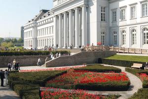 Mit dem Schlossgarten wurde ein verstecktes Juwel wieder für die Bevölkerung erschlossen. Der Bereich war jahrzehntelang der Vernachlässigung preisgegeben<br />