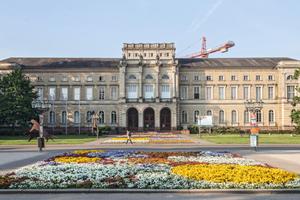 Die umfangreichen Sanierungs- und Bauarbeiten fanden unter dem laufendem Museumsbetrieb statt und waren von außen kaum wahrnehmbar.