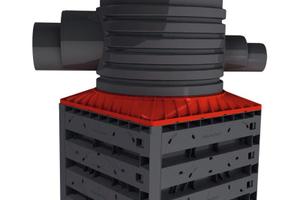 Der Graf Vario 800 ist flexibel in der Anwendung und passgenau im Verbund – eine maßgeschneiderte Schachtlösung<br /><br /><br />