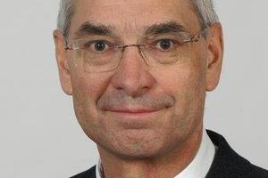 Univ.-Prof. Dr.-Ing. Volkhard Franz, Direktor am Institut für Bauwirtschaft (IBW), Universität Kassel