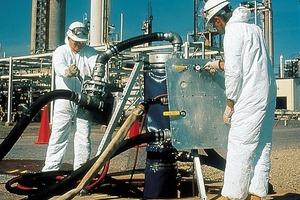 Spezielle betriebliche Anforderungen bei der Arbeit auf industriellen Anlagen<br />