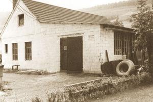 <strong>Start</strong> der Tracto-Technik 1962 in einer Garage<br />