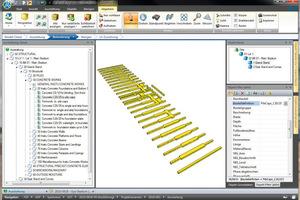 Künftig soll zusätzlich das Baustellen-Controlling über das Bauwerksmodell mit der RIB-Software iTWO 5D abgewickelt werden