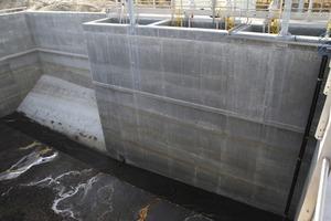 Nach DIN EN 206-1 / DIN 1045-2 sind die ESW-Betone für starken chemischen Angriff ohne zusätzliche Oberflächenschutzsysteme zugelassen<br />Fotos: Cemex Deutschland AG / Sascha Montag/vor-ort-foto.de