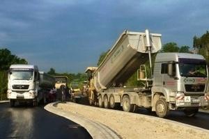Die Echtzeit-Bauprozesssteuerung von Volz Consulting zielt darauf ab, Prozesse im Straßenbau komplett zu verändern